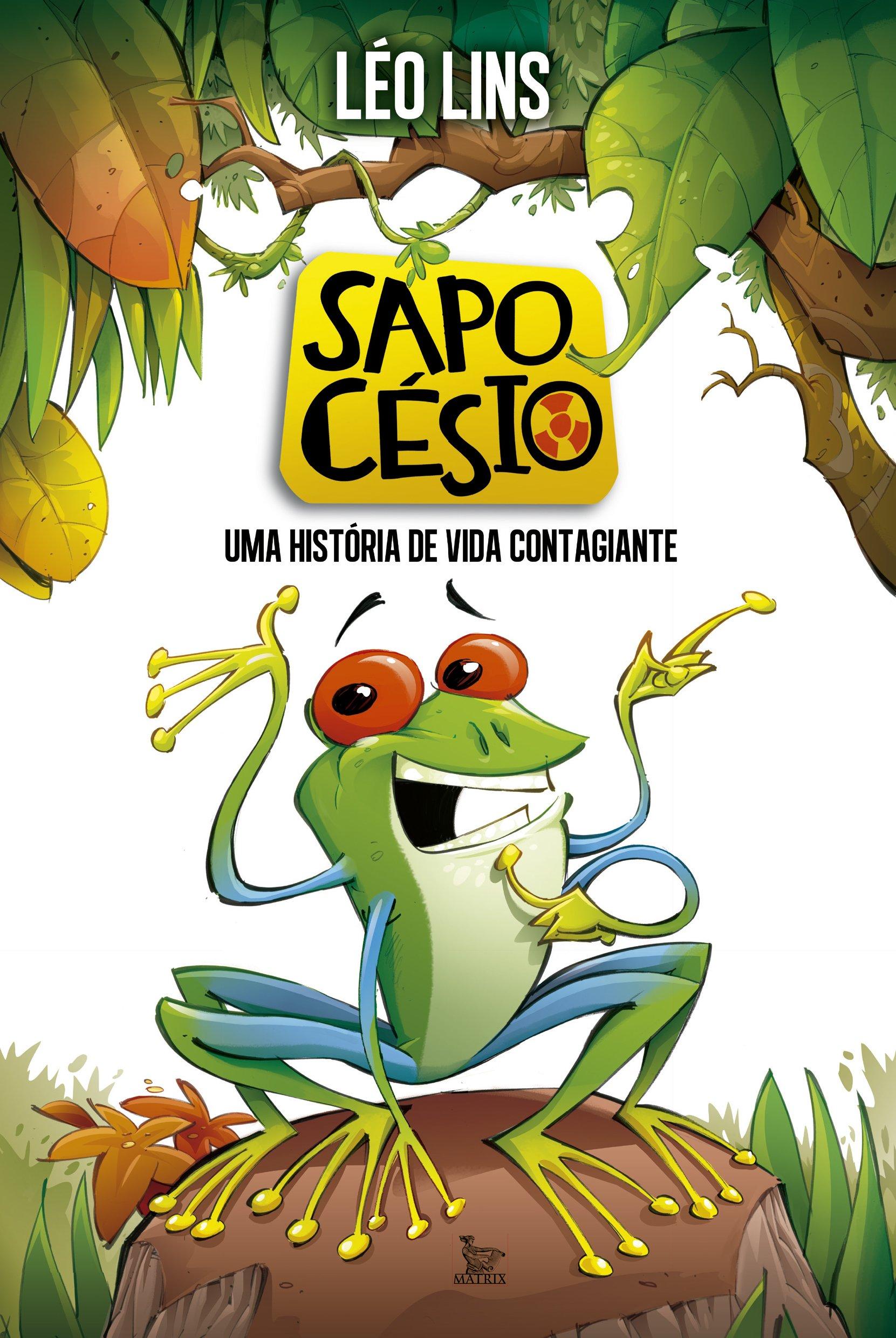 Livro – Sapo Césio